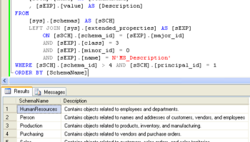 Sql server creating a database diagram building data dictionary sql server capturing table and column metadata and description building data dictionary part 2 ccuart Images