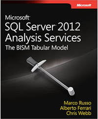 Microsoft® SQL Server® 2012 Analysis Services: The BISM Tabular Model